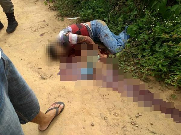 Homem é assassinado a golpe da faca na cidade de Valença do Piauí