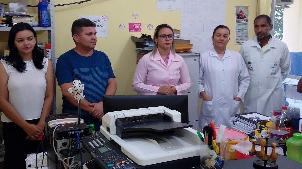 Entrega de próteses dentarias são realizadas mensalmente pela Unidade Básica de saúde de Agricolândia