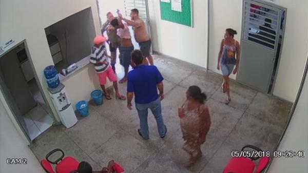 Após tentativa de estupro, suspeito se esconde na Câmara de Vereadores para não ser linchado em Monsenhor Gil