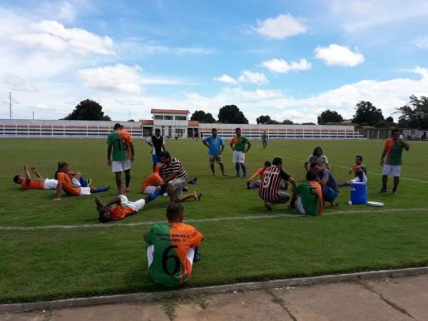 Demerval Lobão e Agricolândia se classificam e decidirão a VII Copa Quarentões do Médio Parnaíba próximo dia 19