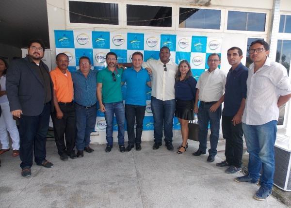 Júnior Bill participa de Seminário de Formação de Controladores Sociais promovido pelo TCE em Angical do Piauí