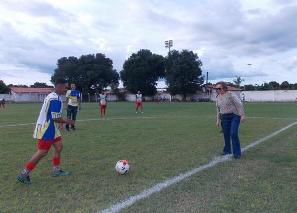 Angical do Piauí | Iniciada a I Copa Angicalense de Futebol 2018; veja imagens