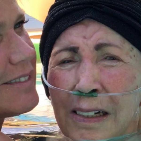Alda Meneghel, mãe de Xuxa, morre aos 81 anos
