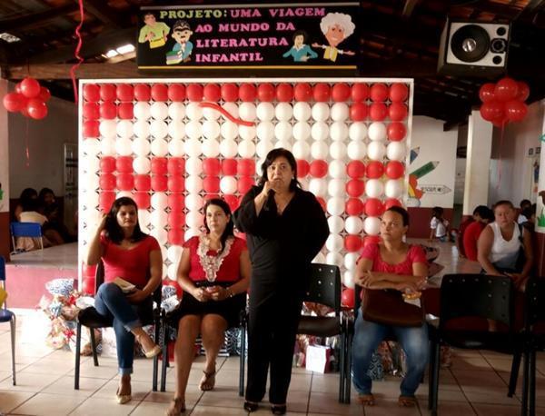 Festa em homenagem às Mães (Imagem: Divulgação)