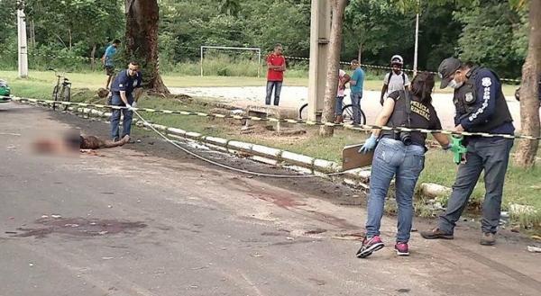 Mulher é morta após ser esfaqueada e atropelada na zona sul de Teresina