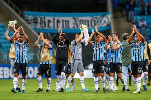 Grêmio vence Monagas e garante vaga na próxima fase da Libertadores