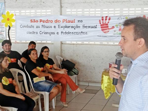 São Pedro do Piauí inicia atividades alusivas ao 18 de Maio