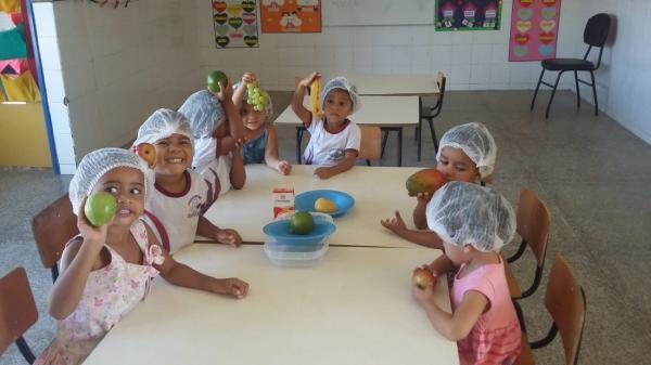 Prata do Piauí | Creche Proinfância Consuelo Melo realiza projeto Recreio com Prazer