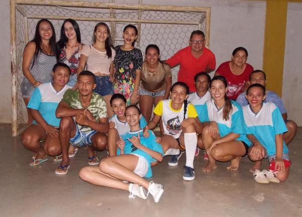 Bar Sem Lona vence Help Me e é campeão do Torneio Feminino de Futsal de Hugo Napoleão