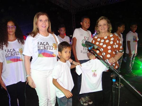 Prefeitura de Angical do Piauí promove evento alusivo ao 18 de Maio; veja imagens