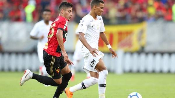 Corinthians e Sport ficam no empate na Arena Pernambuco