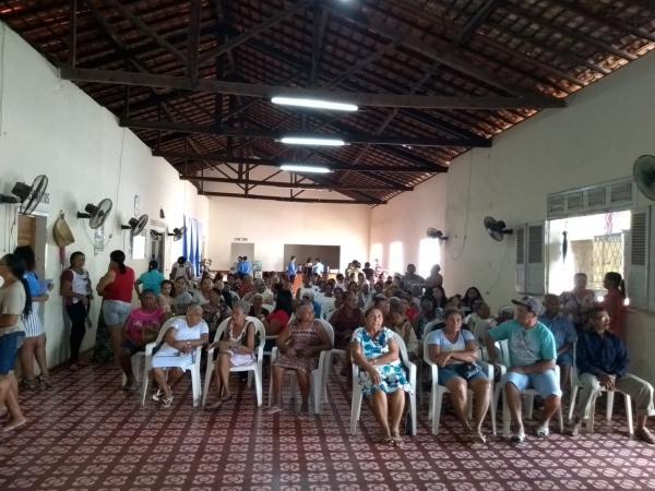 Filial da Pax União de Água Branca realiza homenagem às mães sócias
