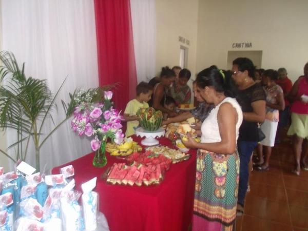 Plano funerário Nova Vida de Água Branca promove tradicional café da manhã em homenagem às Mães; imagens