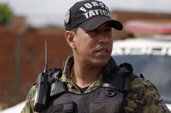 Policial que atirou em Saulo Dugado dentro de Padaria em THE tem prisão preventiva decretada
