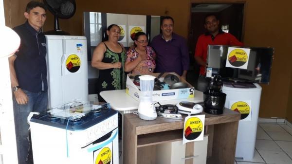 Barrodurense tem sonho realizado pelo quadro 'Voltando Pra Casa' do Programa do Ratinho