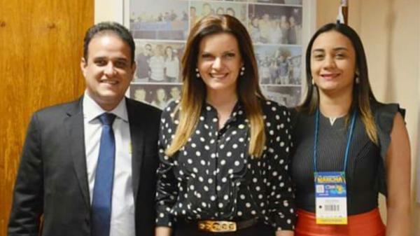 Prefeito Diego Teixeira consegue destinação de recursos importantes para o município de Amarante; veja
