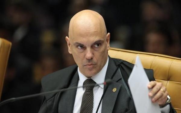 Ministro do STF, Alexandre de Moraes (Imagem: Divulgação)