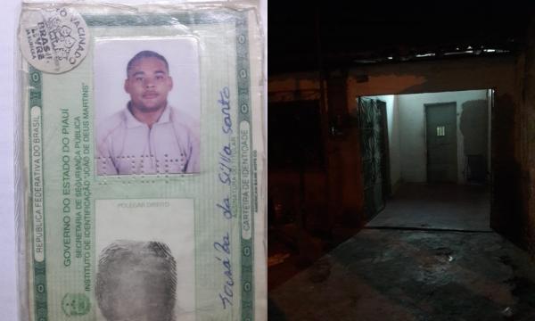 Teresina | Homem de 35 anos é executado a tiros na zona sul