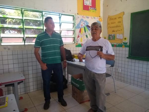 Socorro do Piauí recebe curso práticas e manejo em sistemas de Irrigação por Aspersão e Gotejamento