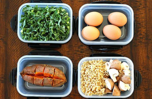 Alimentação pós-treino – O que comer após a atividade física ?