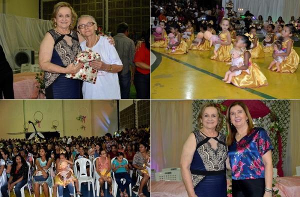 Prefeitura de Angical reúne multidão em festa de homenagem às Mães; veja imagens