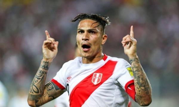 Apelo de Guerrero é aceito, e peruano vai disputar a Copa da Rússia