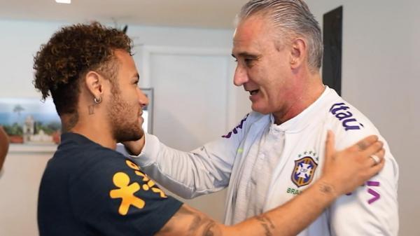 Tite escala seleção sem Neymar e com Thiago Silva para amistoso