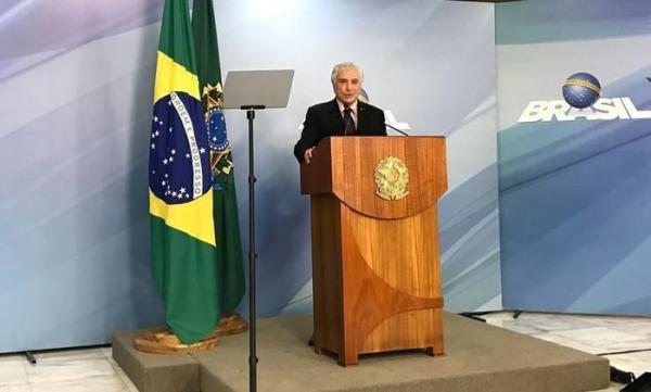 Temer anuncia Ivan Monteiro como novo presidente da Petrobras
