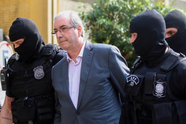 Justiça Federal condena Eduardo Cunha a 24 anos de prisão