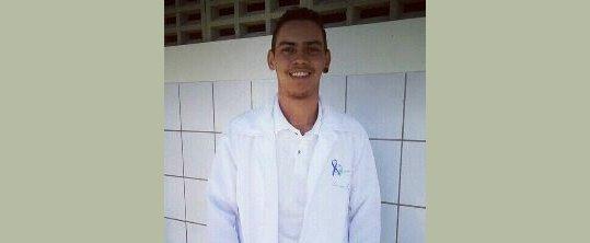 Com marca de tiro, corpo de aluno de Enfermagem é achado em estrada vicinal no Piauí