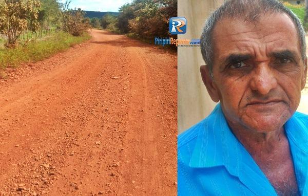 Criminosos armados realizam assaltos em estradas da zona rural do município