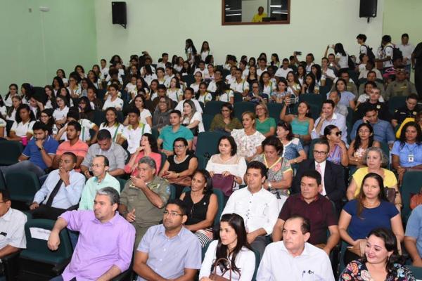 Prefeitura de Floriano comemora o dia mundial do Meio Ambiente