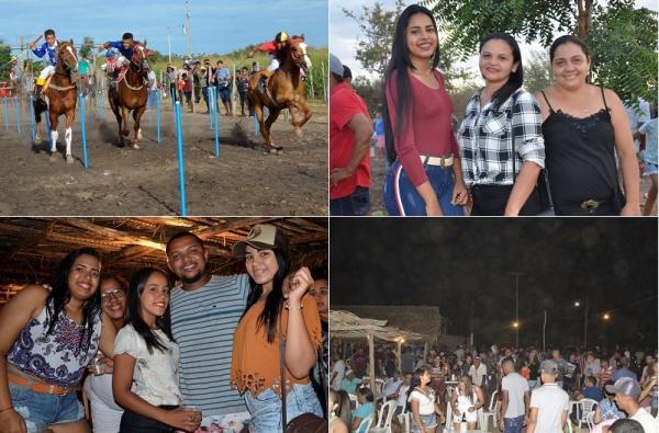 Veja as imagens do encerramento do festejo do povoado São João; dia 31 de maio