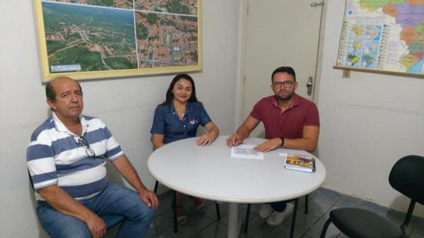 Prefeito de Barro Duro reativa projeto Minha Casa Minha Vida