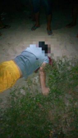 Homem é assassinado no bairro São João, em Piripiri