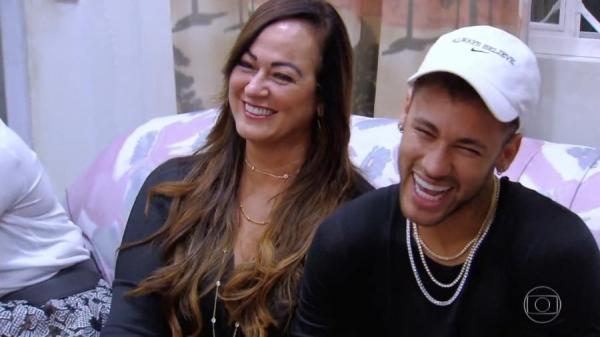 Mãe de Neymar quer neto e já escolheu o nome