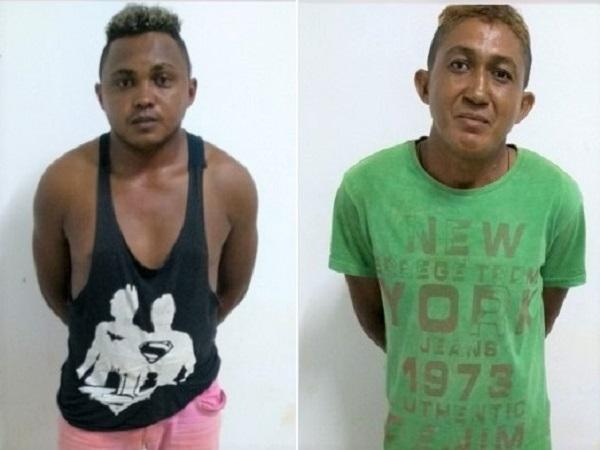 Força Tática prende homem acusado de roubo de motos em Regeneração e Angical; receptador também foi preso
