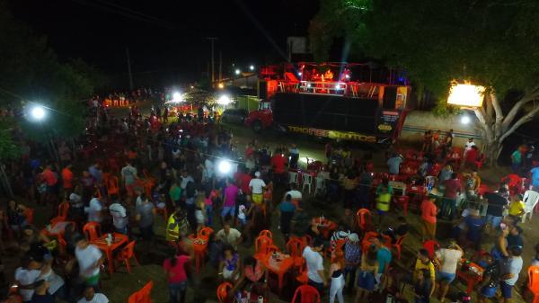 Prefeitura de Água Branca promove grande festa no festejo do povoado Santo Antônio