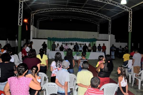 Governo do Estado, Prefeitura Municipal e o vereador Chico Chagas implantam o Projeto Pelotão Mirim em Prata do Piauí