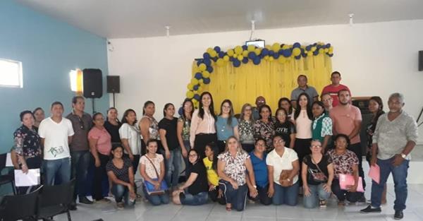 Programa 'Centro Integrado de Atenção Neuropsicomotor' é lançado em São Gonçalo do Piauí