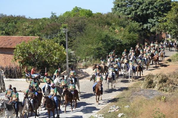 6ª Cavalgada Ecológica é realizada com sucesso em Barro Duro; veja imagens