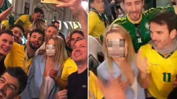 Famosas protestam contra vídeo machista de brasileiros na Copa