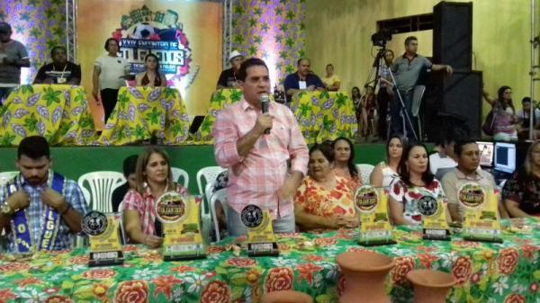 Encerramento do 'XXIX Encontro de Folguedos' de Demerval Lobão