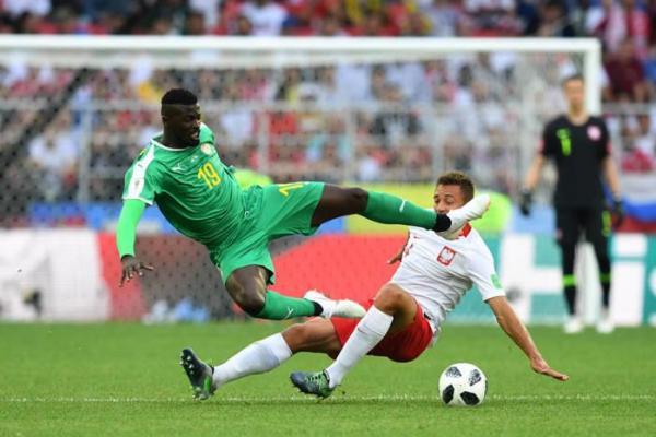 Senegal bate Polônia com gol contra em estreia pelo grupo H na Copa