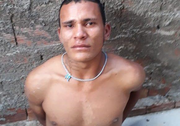 Jovem de Picos é preso por suspeita de matar bisavó com 'mão de pilão'