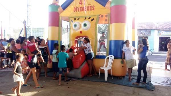 Programa Criança Feliz em parceria com a prefeitura realiza atividades com Família Beneficiarias do programa