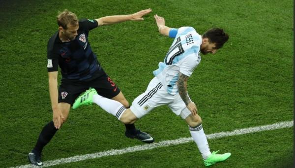 Croácia atropela Argentina, avança e complica hermanos na Copa do Mundo