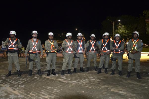 Prefeitura de Água Branca e Polícia Militar montam esquema de segurança para Semana Cultural