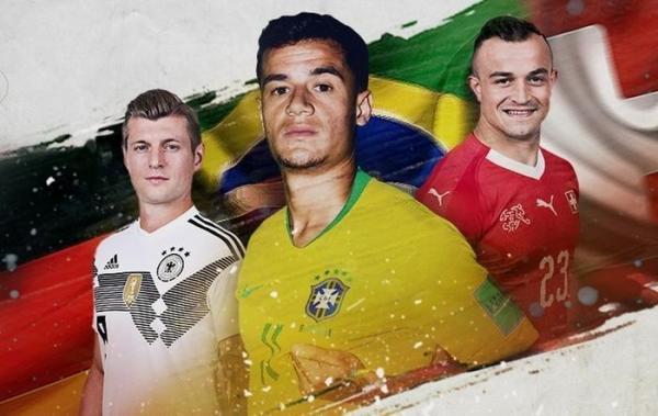 Com quase todo mundo na briga, Brasil e Alemanha decidem vagas