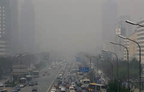 Poluição do ar matou mais de quatro milhões de pessoas em 2015, diz estudo